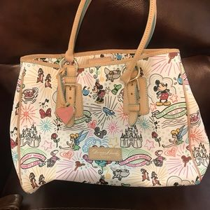 Large Disney Dooney & Bourke Tote